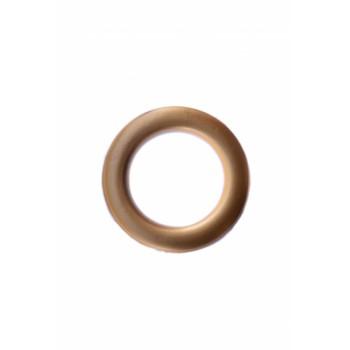 Люверс матовая бронза диаметр 5 см