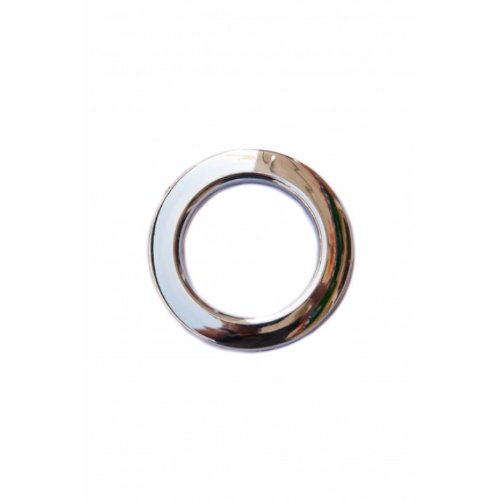 Люверсы глянцевое серебро диаметр 4.5 см