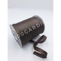 Косая бейка атласная молочный шоколад