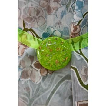 Магнит Стоун салатовый