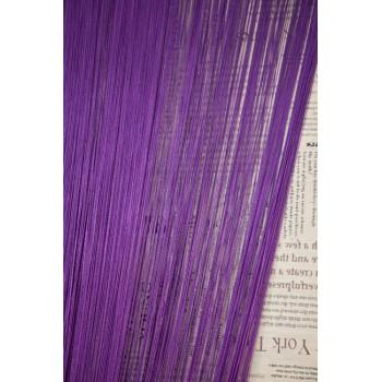 Кисея однотонная №101 фиолетовый