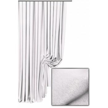 Шторы Блекаут люкс светло-серый 117
