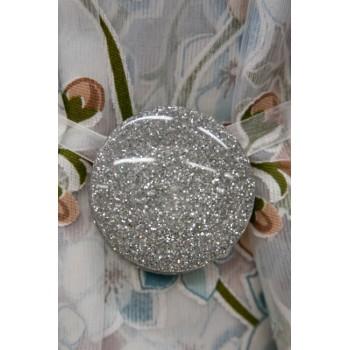 Магнит Галактика серебро