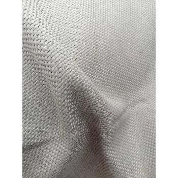 Шторы Блекаут лен рогожка светло-серый