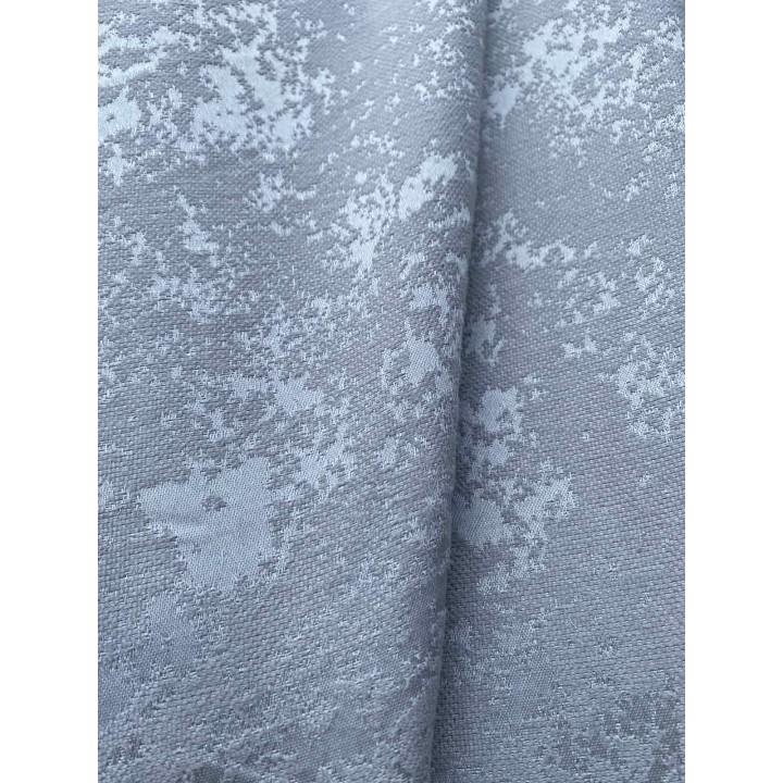 Шторы мрамор светло-серый